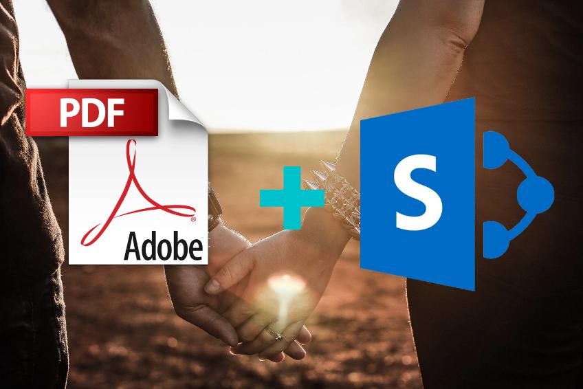 PDF og SharePoint