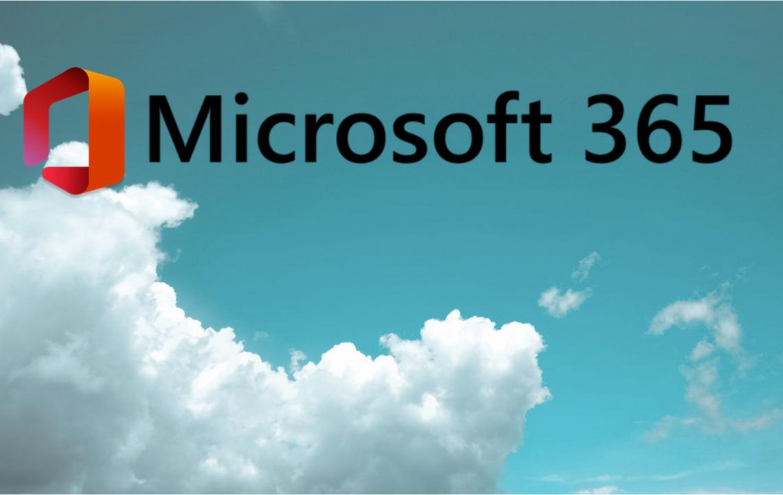 Microsoft 365 new logo